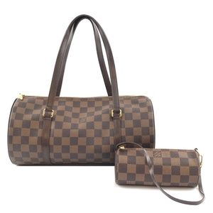 Pochette Papillon Mini 30 Barrel Canvas Satchel